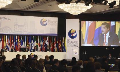 El desafío de crecer tras la pandemia, meta del BID
