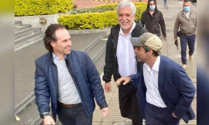 Los ecos que deja la reunión entre Char, 'Fico' y Peñalosa