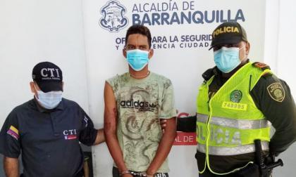 A la cárcel El Bosque 'Chiky Baba' por crimen del 'Indio Kangry'