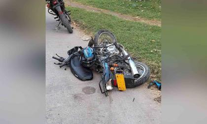 Mueren dos jóvenes en accidente de tránsito en Maicao