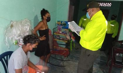 A la cárcel hermana de Yirley Velasco por supuestas amenazas en El Salado