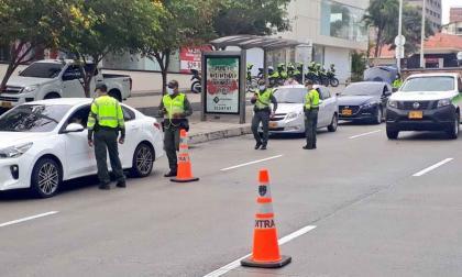 Los dos mil policías que blindan la Asamblea del BID