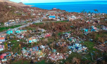 Dorian, Laura y Eta no serán usados más para nombrar huracanes