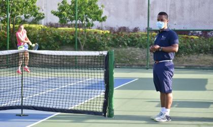 Desde el Mundial Juvenil de Tenis hasta Wimbledon
