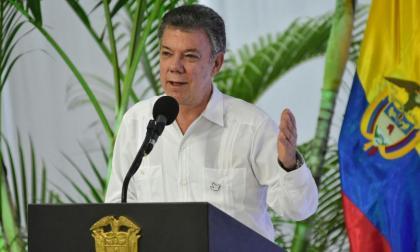 Santos se reúne con la Comisión de la Verdad