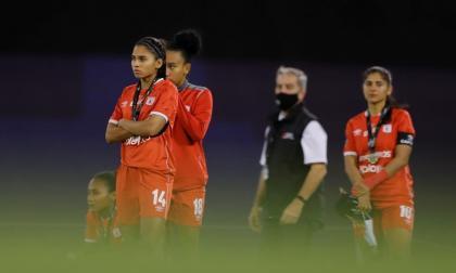 América de Cali dio todo, pero perdió la final de la Libertadores femenina