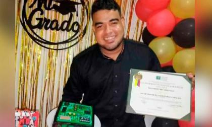 Indignación en Cartagena por asesinato de joven ingeniero en atraco
