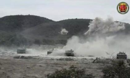 """Dos militares venezolanos muertos y 32 """"irregulares"""" detenidos en la frontera"""