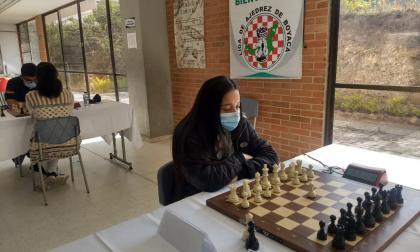 Juliana Caicedo, del Atlántico, brilla en nacional de Ajedrez