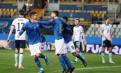 Italia arranca con buen pie en las eliminatorias al Mundial de Catar 2022