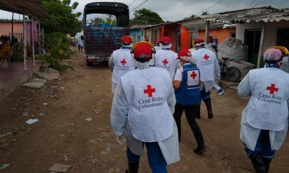 Cruz Roja cumple 74 años de labor humanitaria en el Atlántico