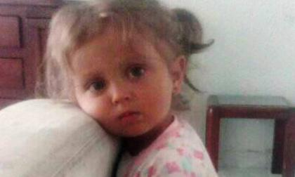 """Padrastro de Sara Sofía cambió versión y dijo que la pequeña """"se ahogó"""""""
