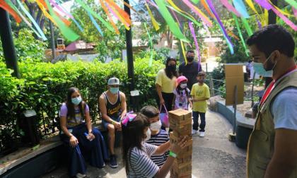 El Zoo de Barranquilla estará abierto a sus visitantes para Semana Santa