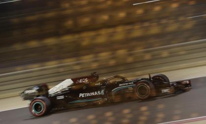 """Hamilton admite que el segundo puesto era """"lo mejor que podía hacer"""""""