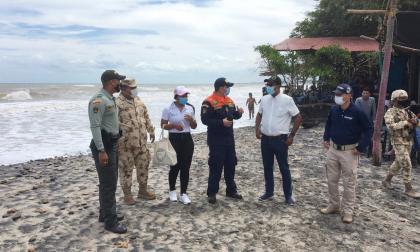 Restringen las playas de Dibulla, en La Guajira