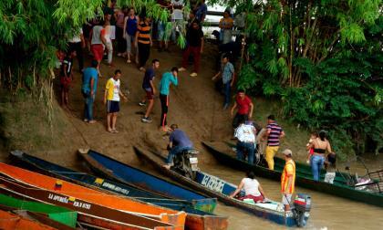 ONG venezolana pide presencia de Cruz Roja en zona sacudida por combates
