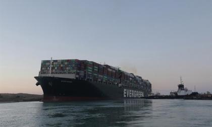 Desbloqueado el Canal de Suez tras ser reflotado el 'Ever Given'