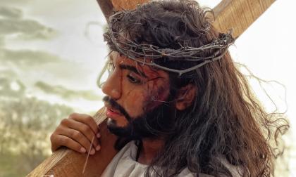 La vida pública de Jesús se rodó en Polonuevo