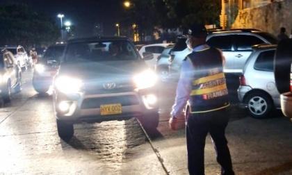 Desde este miércoles, prohíben vehículos en Centro Histórico de Cartagena