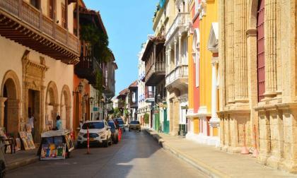 Así aplica restricción vehicular en Centro de Cartagena y otros tres barrios