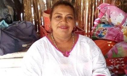 Asesinan a lideresa wayuu en Uribia