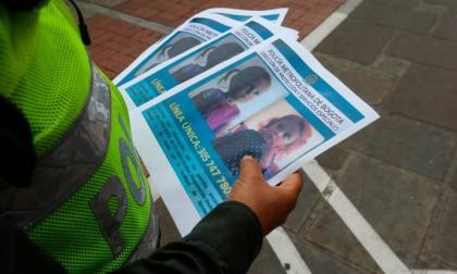 Sara Sofía no ha salido de Bogotá: director de la Policía