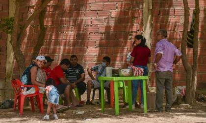 El Rubí, el barrio con más casos activos de covid-19 en Barranquilla