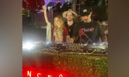 Mega rumba con Natalia París causa polémica en Cartagena