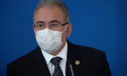 Brasil explora con la OMS vías para ampliar la vacunación en próximos 3 meses
