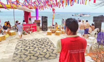 Suspenden fiesta clandestina que iba a celebrarse en Islas del Rosario