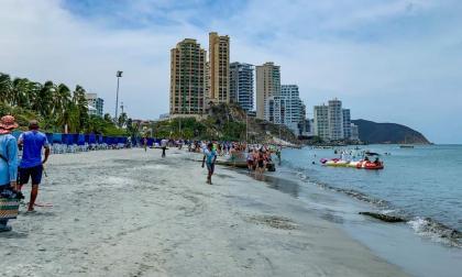 Pese al confinamiento, el turismo no fue indiferente con Santa Marta