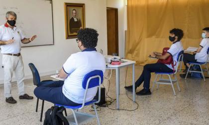 Educación en casa hasta el 12 de abril en Barranquilla