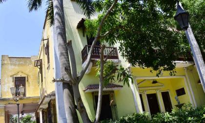 Museo Romántico en Barranquilla, en estado de deterioro y abandono