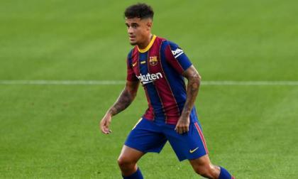Coutinho se despide de una temporada con el Barcelona