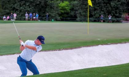 El inglés Justin Rose domina la primera ronda del Masters de Augusta con 65 golpes (-7)