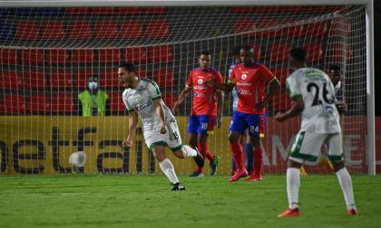 Equidad eliminó a Pasto de la Copa Sudamericana