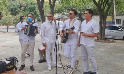 La emotiva despedida de Carlos Vives a su papá