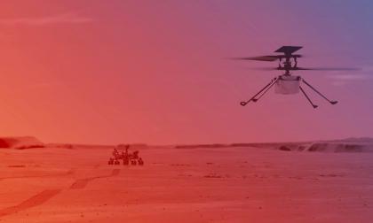 Nasa pospone vuelo de su helicóptero Ingenuity en Marte