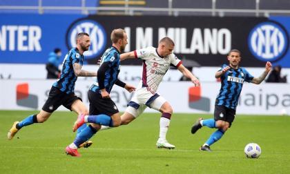 El Inter de Milán derrotó al Cagliari