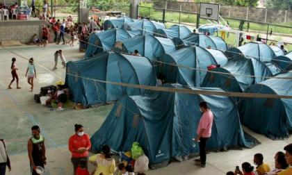 Combates en la frontera colombo-venezolana