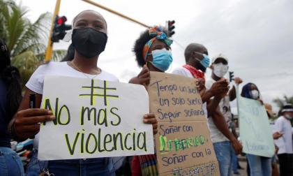 Búsqueda de desaparecidos en Buenaventura