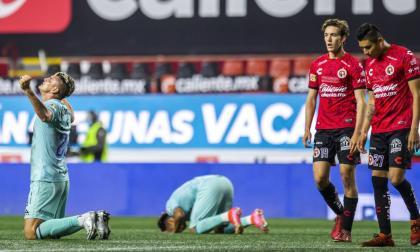 Michael Rangel y Mauro Manotas anotan gol en el Mazatlán vs. Xolos