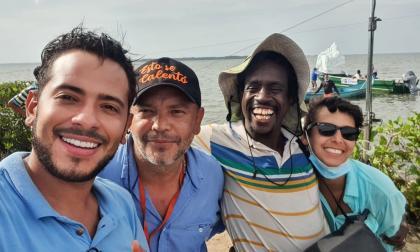 'Esto se calentó': el filme costeño que invita a  proteger el medioambiente