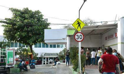 Urgencias en Barranquilla, en jaque por tercer pico