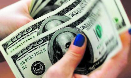 Dólar se cotiza a la alza