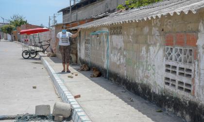Intervienen 31 casas afectadas por canalización del arroyo Hospital