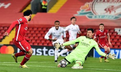 Liverpool vs. Real Madrid cuartos de final de Champions League