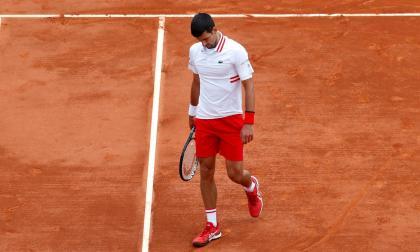 Novak Djokovic, eliminado en octavos de final del Masters de Montecarlo
