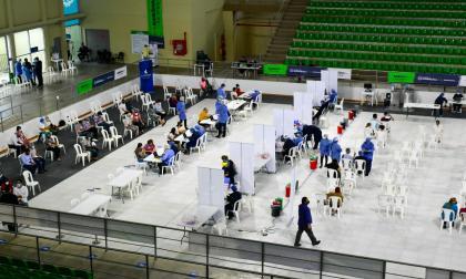 Vacunación para mayores de 65: así transcurre en Barranquilla
