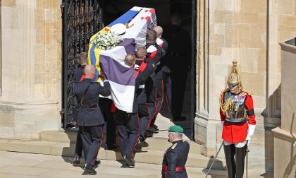 Funeral del duque de Edimburgo